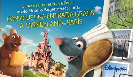 Entrada Gratis Disneyland PEpetravel