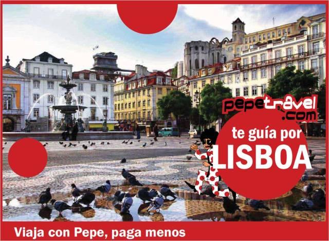 Guía de Viajes Lisboa Pepetravel