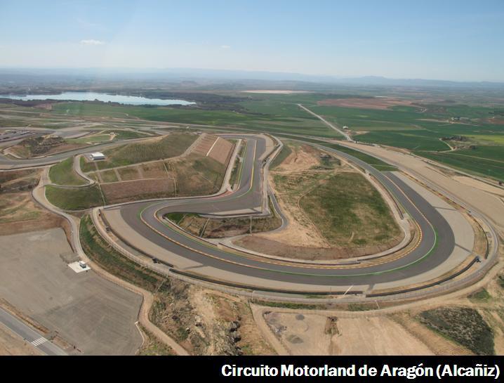 Circuito Motorland : Qué ver en el circuito motorland de aragón