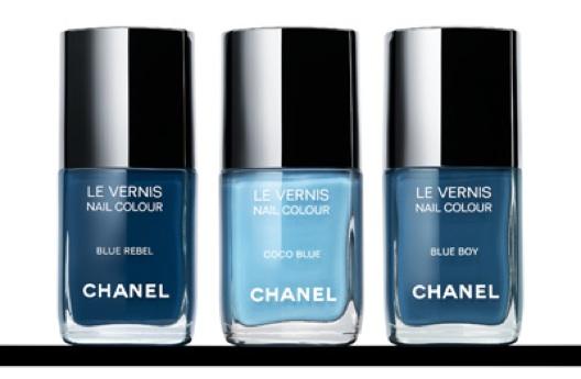 Pintauñas de Chanel para la noche de la moda de Madrid